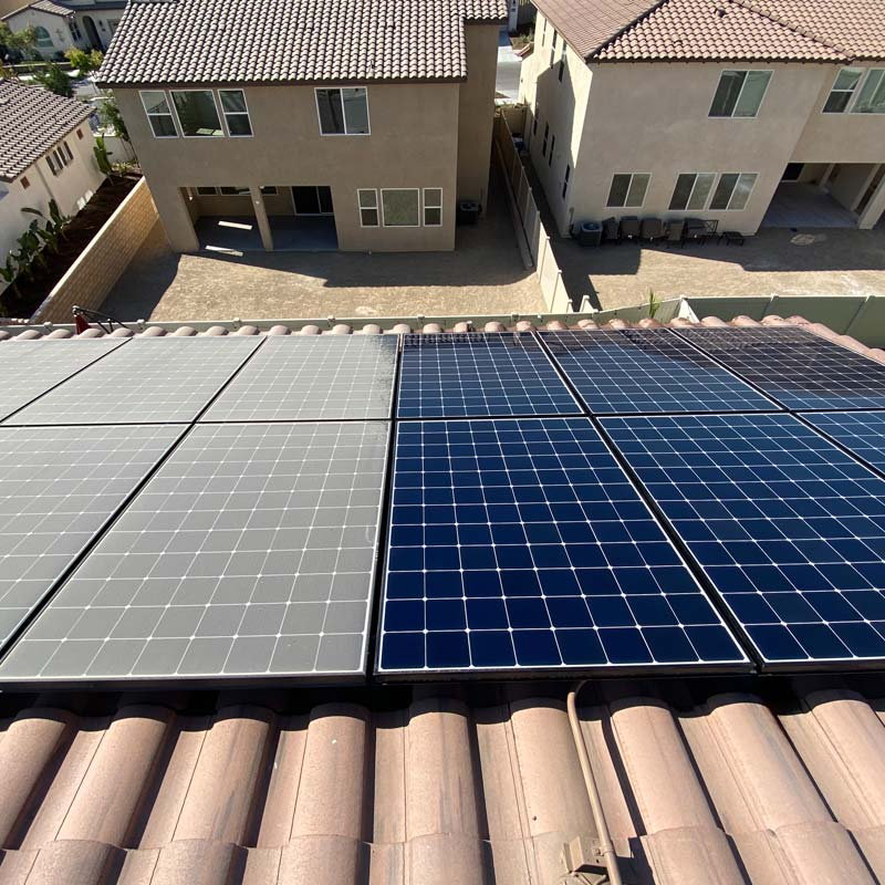 residential solar panel cleaning san diego